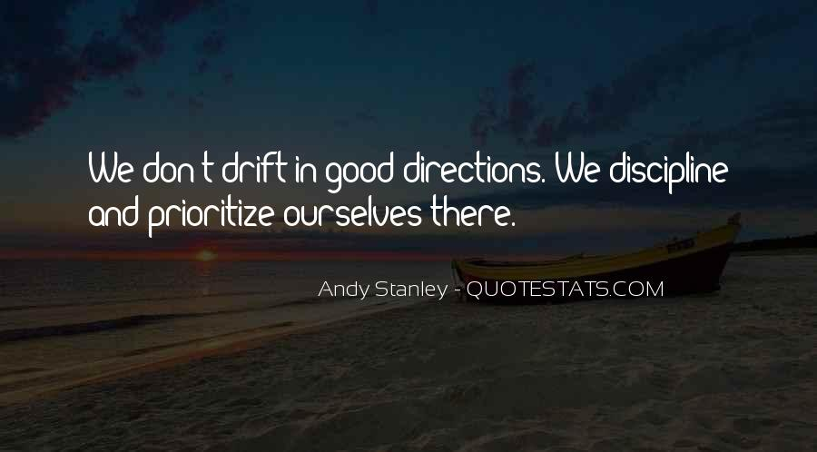 Quotes About Prioritize #290713