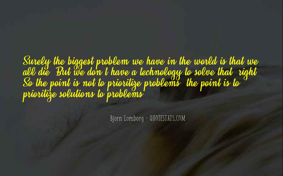 Quotes About Prioritize #338138