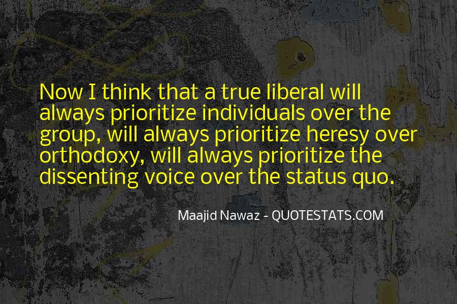 Quotes About Prioritize #887454