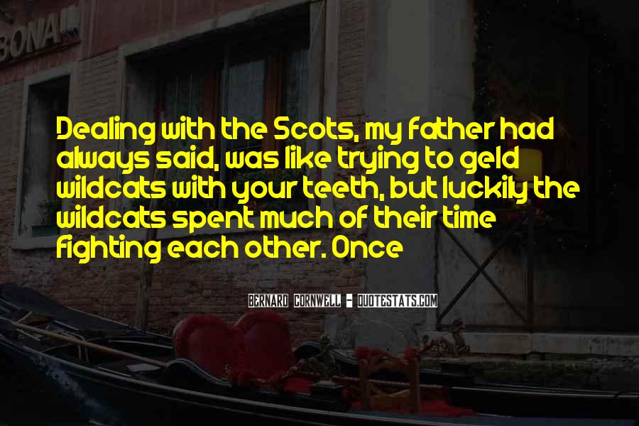 Quotes About Wildcats #1858930