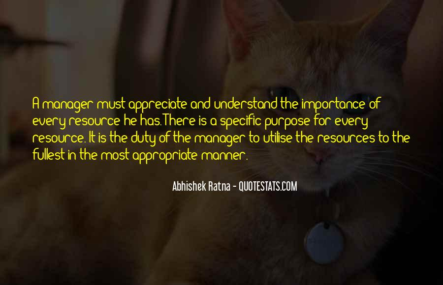 Quotes About The Purpose Of Business #1462639
