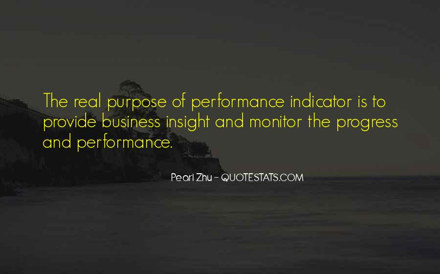 Quotes About The Purpose Of Business #321617