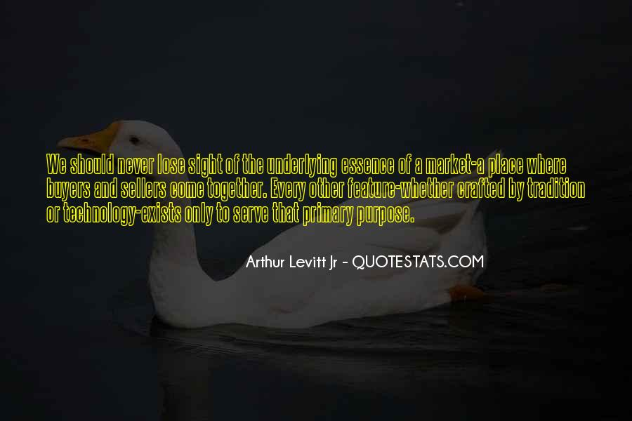 Quotes About The Purpose Of Business #464933