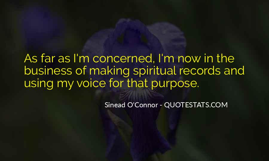 Quotes About The Purpose Of Business #738487