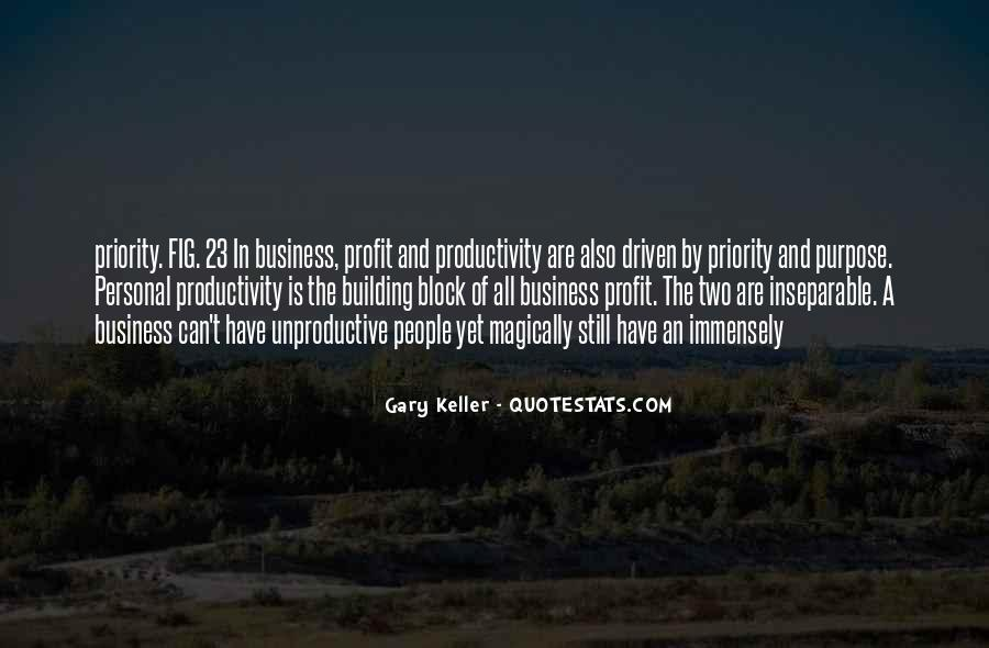 Quotes About The Purpose Of Business #909450