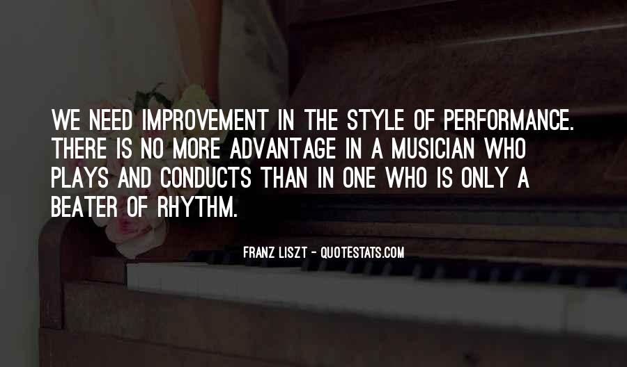Quotes About Liszt #1863033
