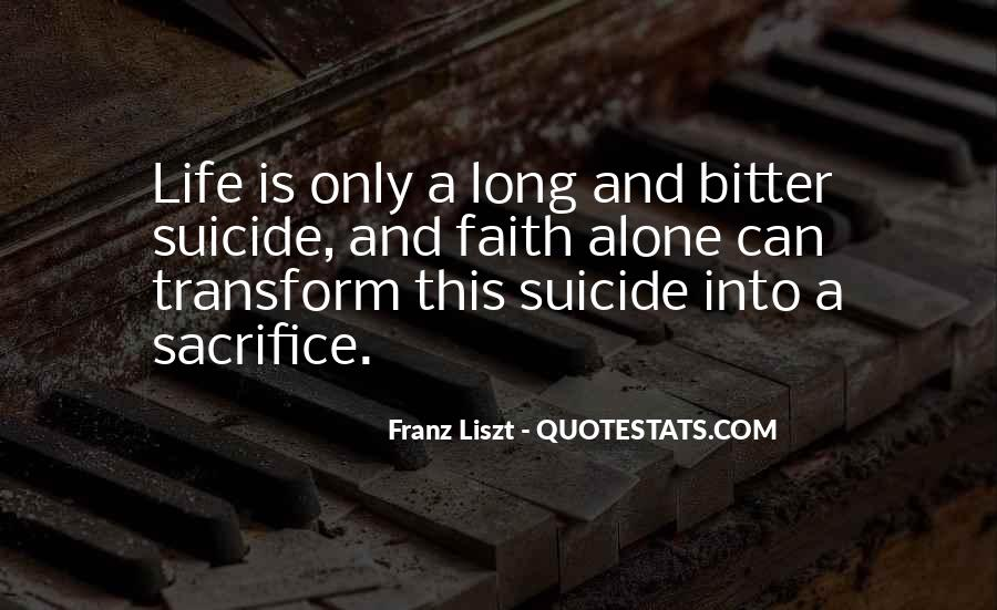 Quotes About Liszt #412459