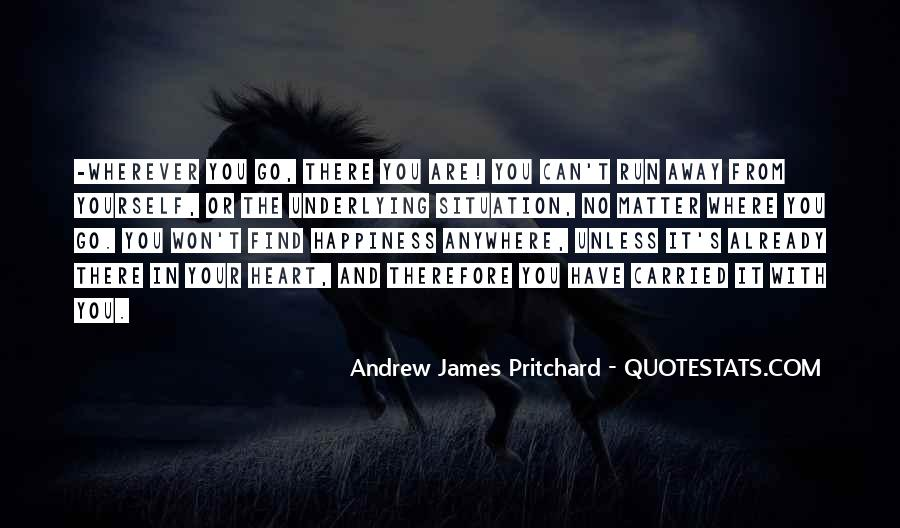Quotes About Carried Away #82952