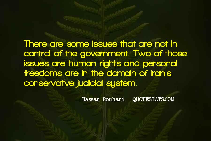 Quotes About Rights And Freedoms #1579950