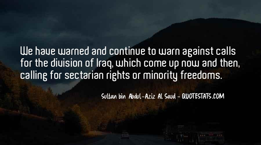 Quotes About Rights And Freedoms #1633731