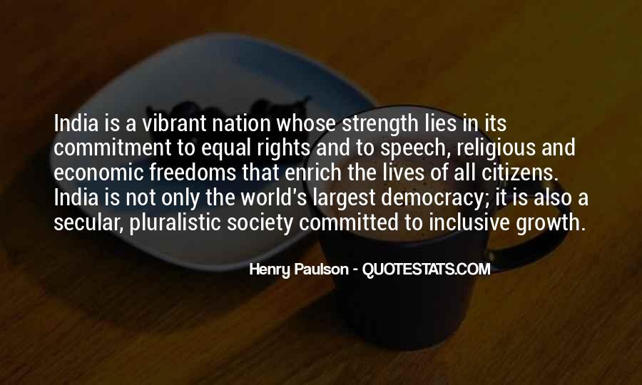 Quotes About Rights And Freedoms #1666143