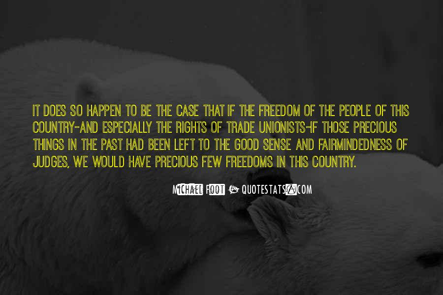 Quotes About Rights And Freedoms #1820450