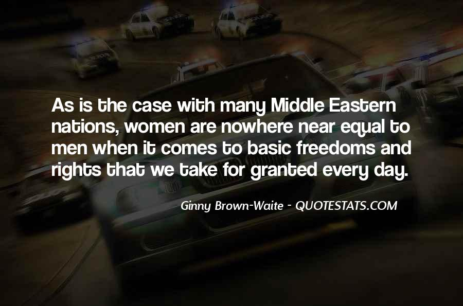 Quotes About Rights And Freedoms #364271