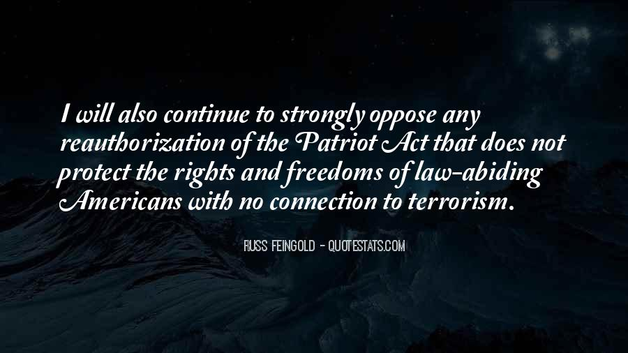 Quotes About Rights And Freedoms #511235
