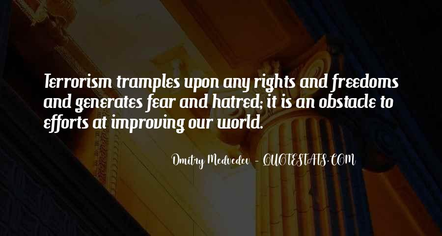 Quotes About Rights And Freedoms #682825