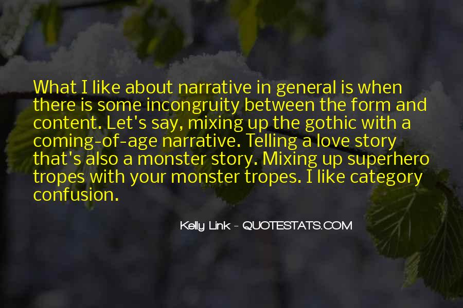 Quotes About Tropes #1498475