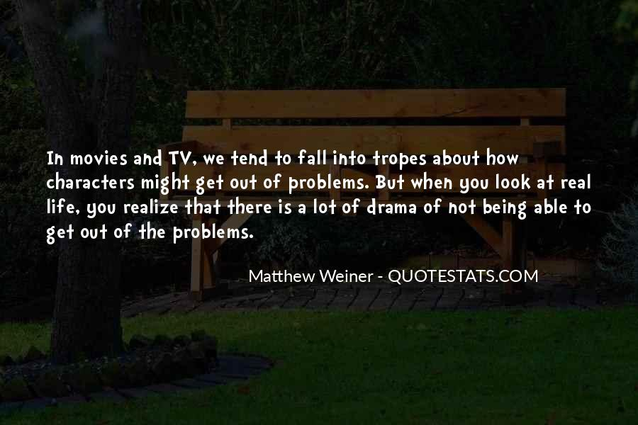Quotes About Tropes #509342