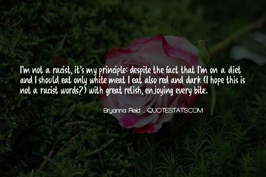 Quotes About White Racism #112684