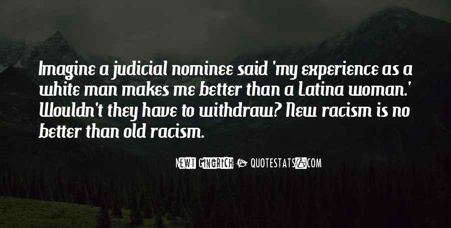 Quotes About White Racism #339776