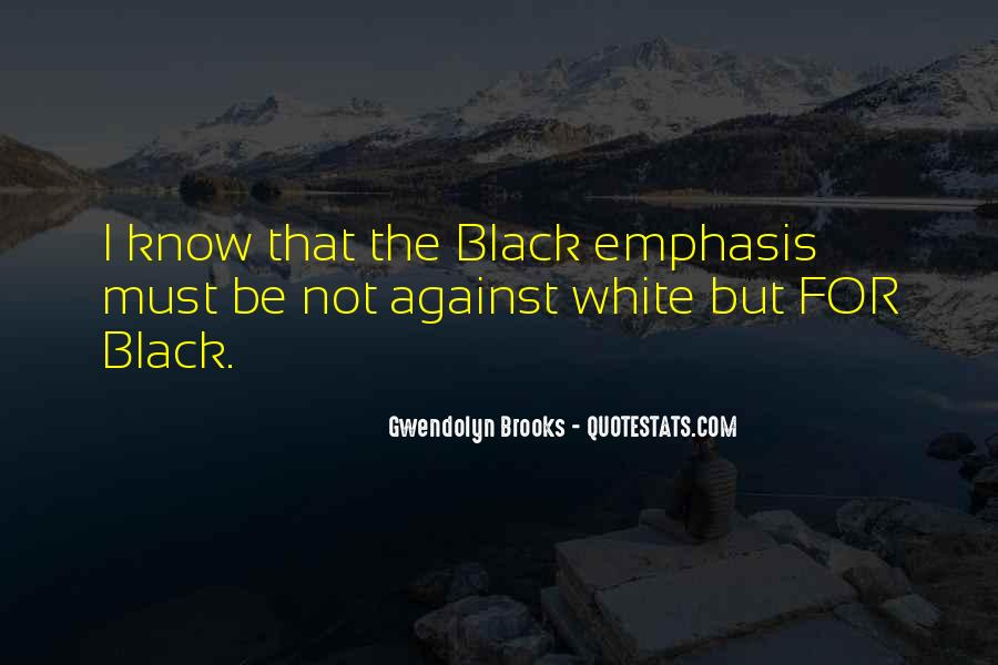 Quotes About White Racism #653921