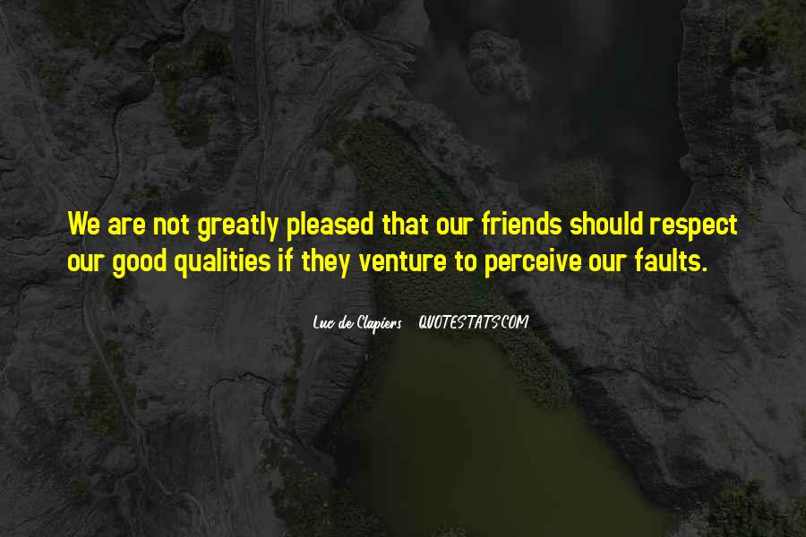 Quotes About Quality Friends #28195