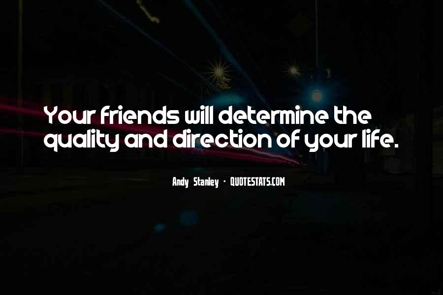 Quotes About Quality Friends #345998