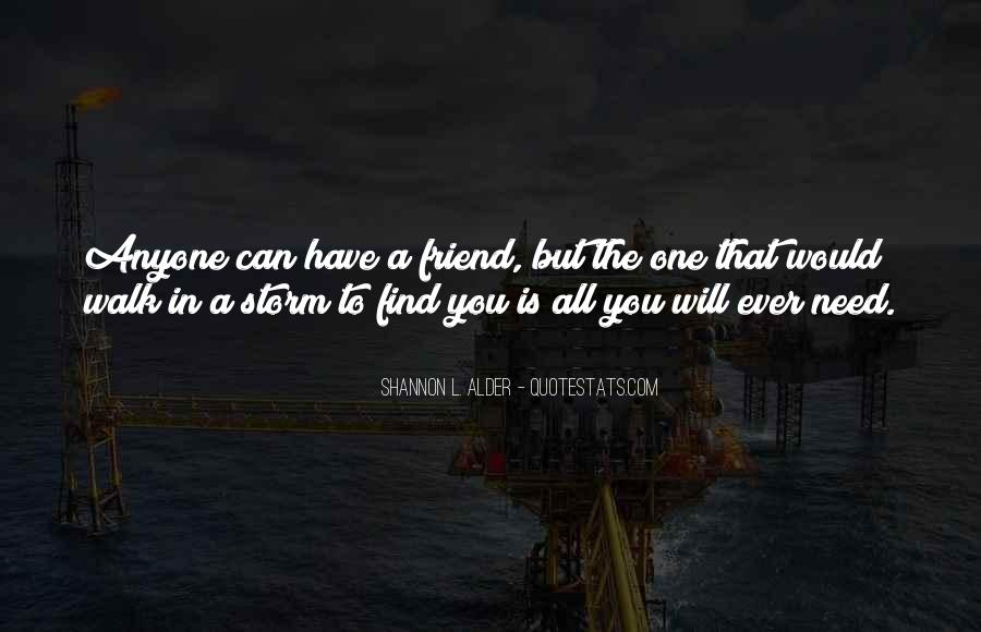 Quotes About Quality Friends #565116