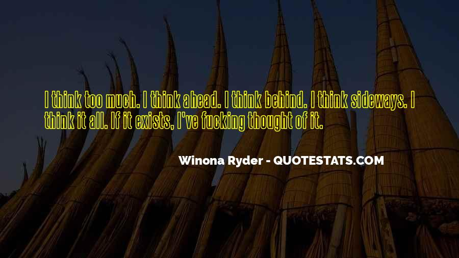 Quotes About Ryder #684944