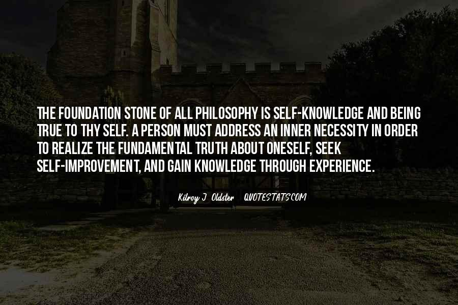 top quotes about experience and knowledge famous quotes