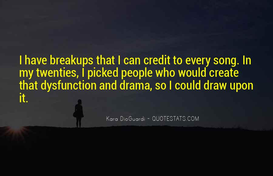 Quotes About Drama #28465