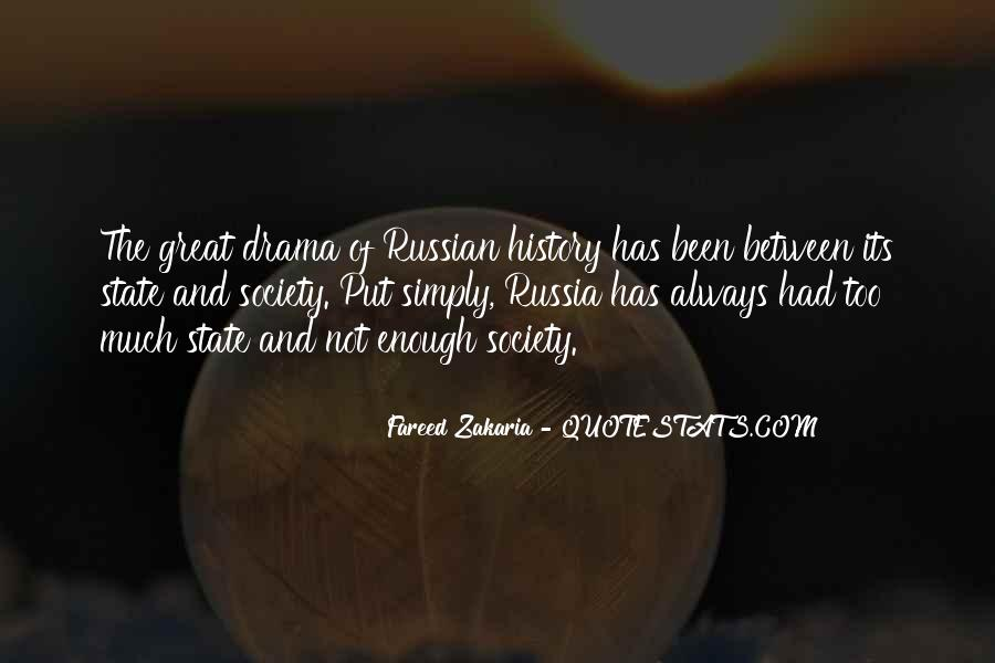 Quotes About Drama #38046