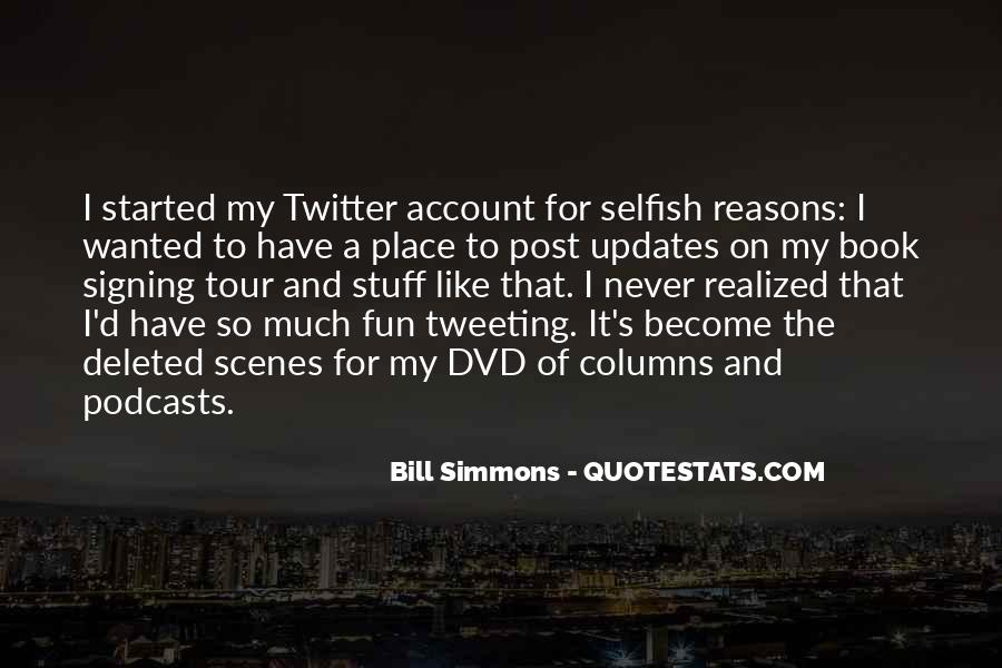 Quotes About The Selfish #11997