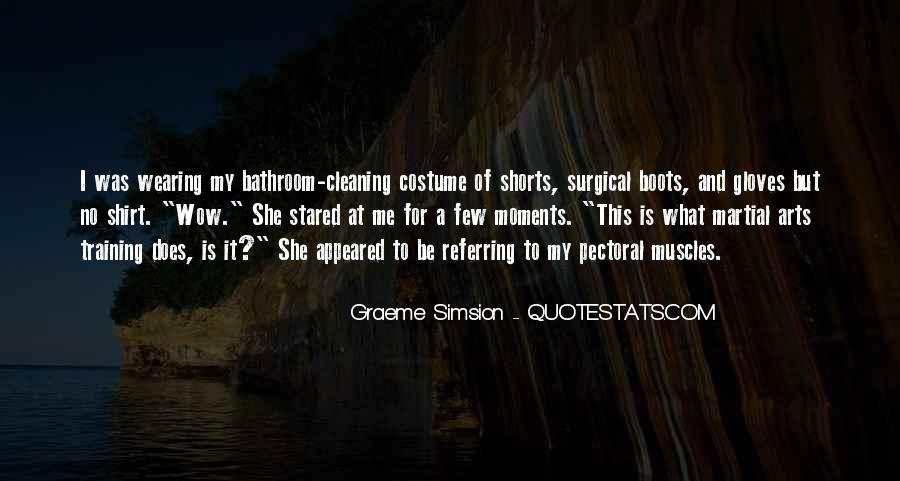 Quotes About Wearing Shorts #1104994