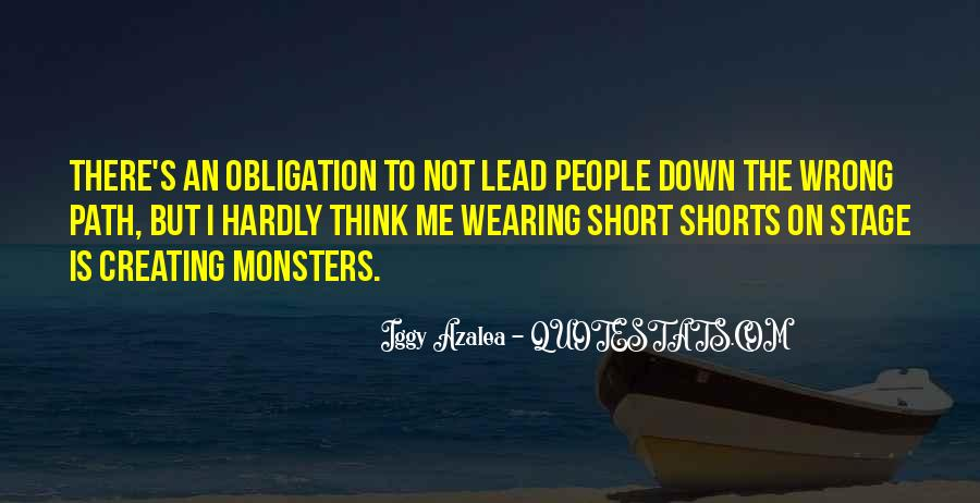 Quotes About Wearing Shorts #1462349