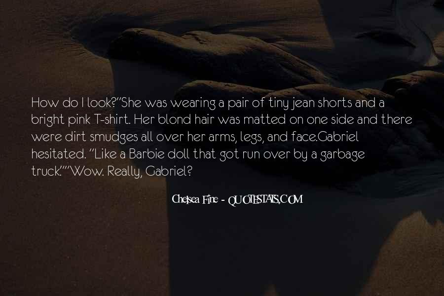 Quotes About Wearing Shorts #1825516