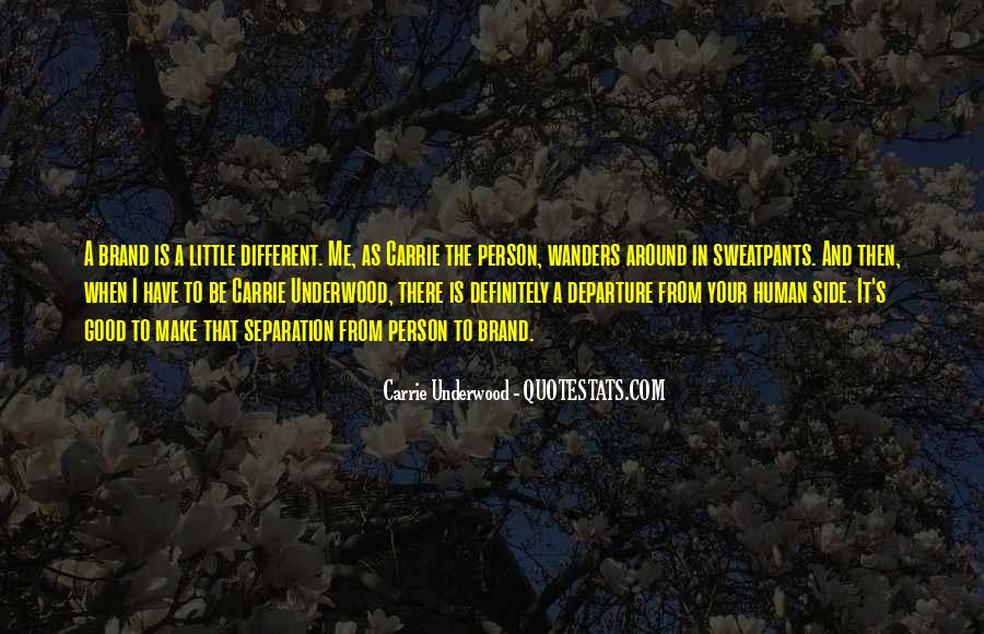 Quotes About Not Being A Good Person #11206