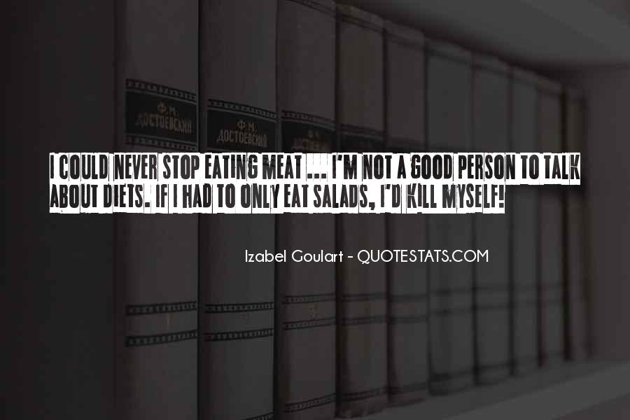 Quotes About Not Being A Good Person #18061