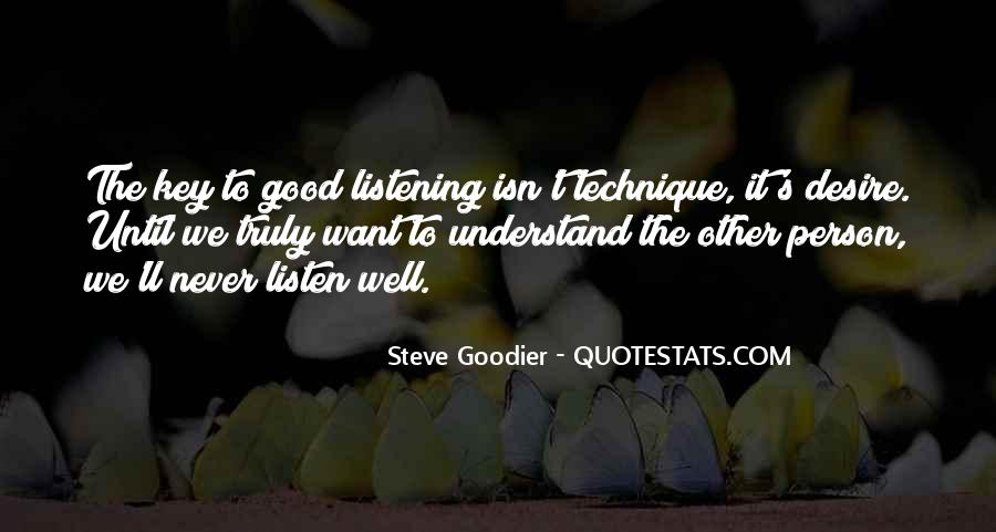 Quotes About Not Being A Good Person #27895
