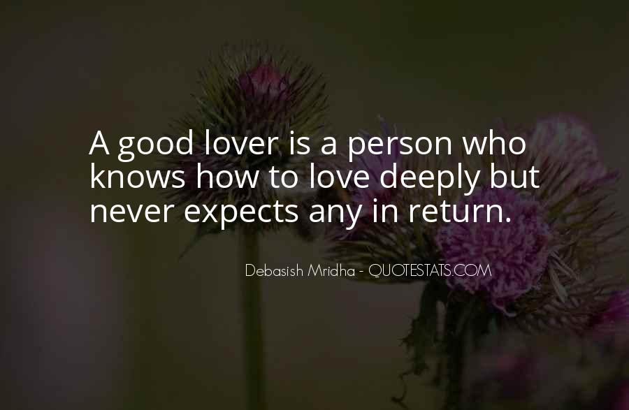 Quotes About Not Being A Good Person #50697