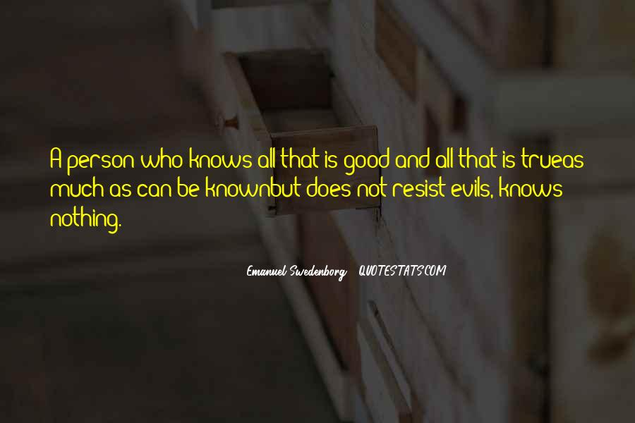 Quotes About Not Being A Good Person #63812