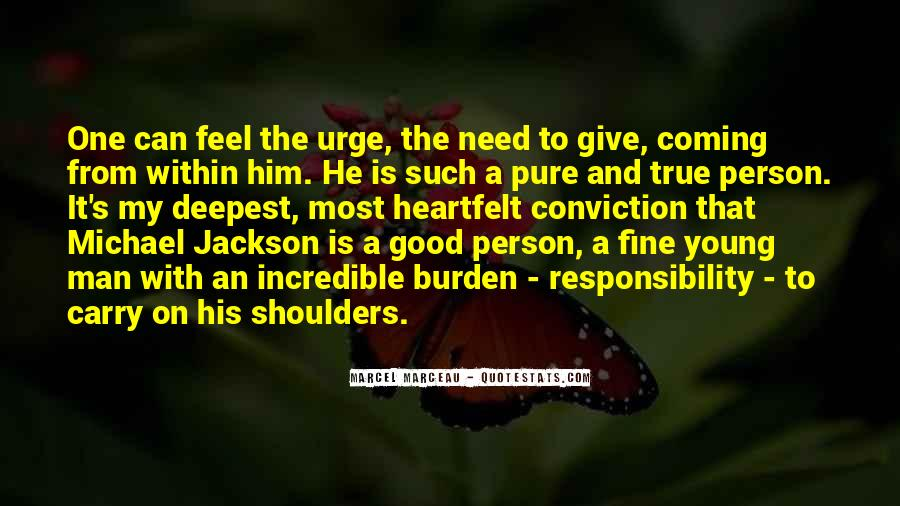 Quotes About Not Being A Good Person #6466