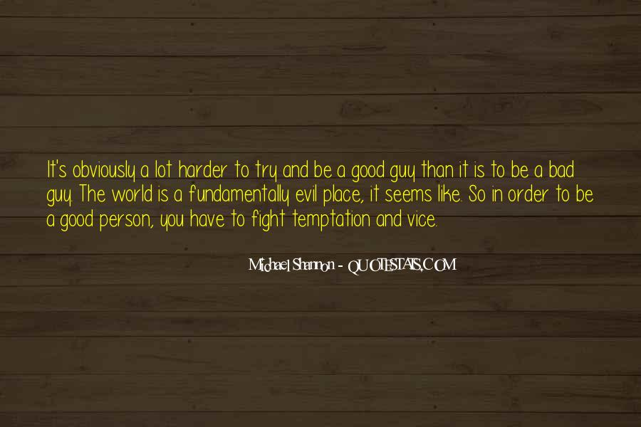 Quotes About Not Being A Good Person #67376