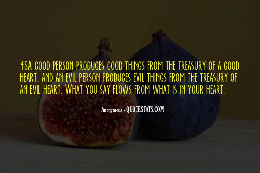 Quotes About Not Being A Good Person #72664