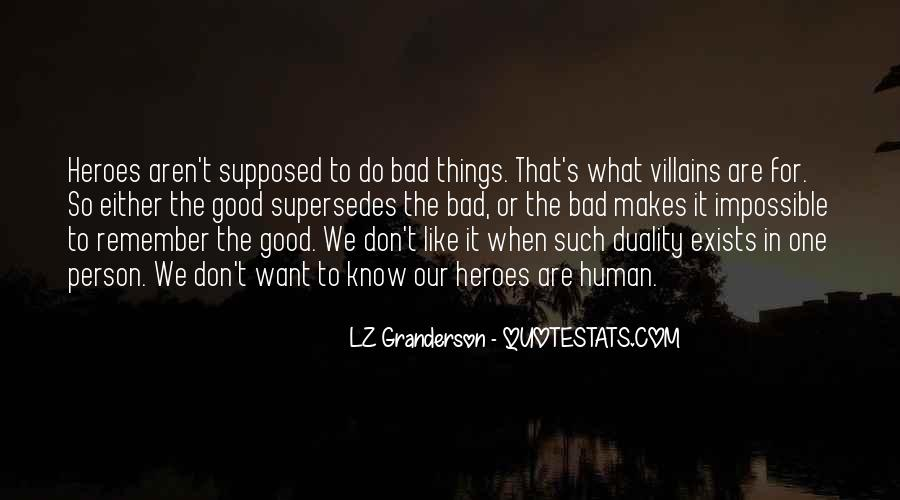 Quotes About Not Being A Good Person #8001