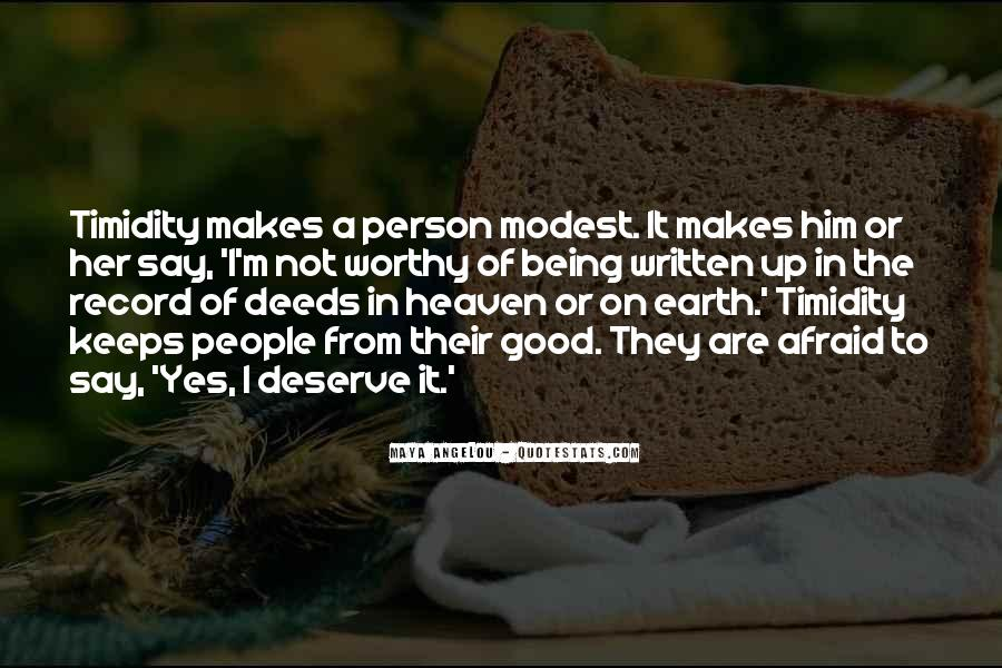 Quotes About Not Being A Good Person #81441