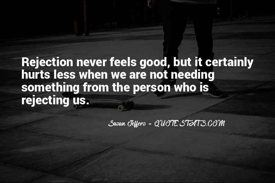 Quotes About Not Being A Good Person #94031
