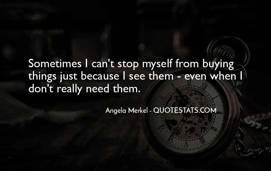 Quotes About Don't Stop #114195