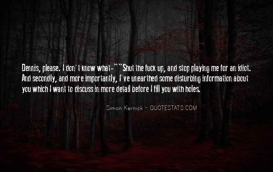 Quotes About Don't Stop #73223