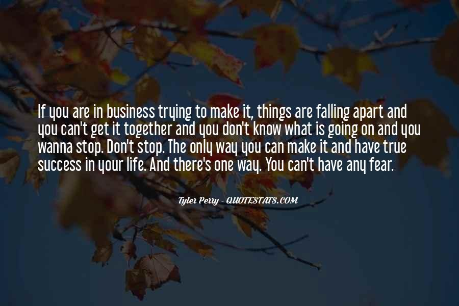 Quotes About Don't Stop #90735