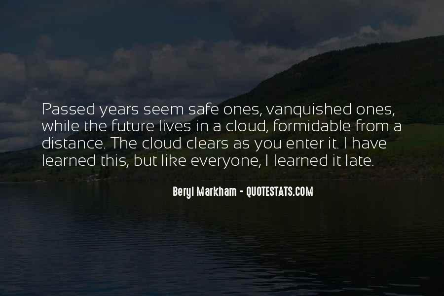 Quotes About Vanquished #1097315